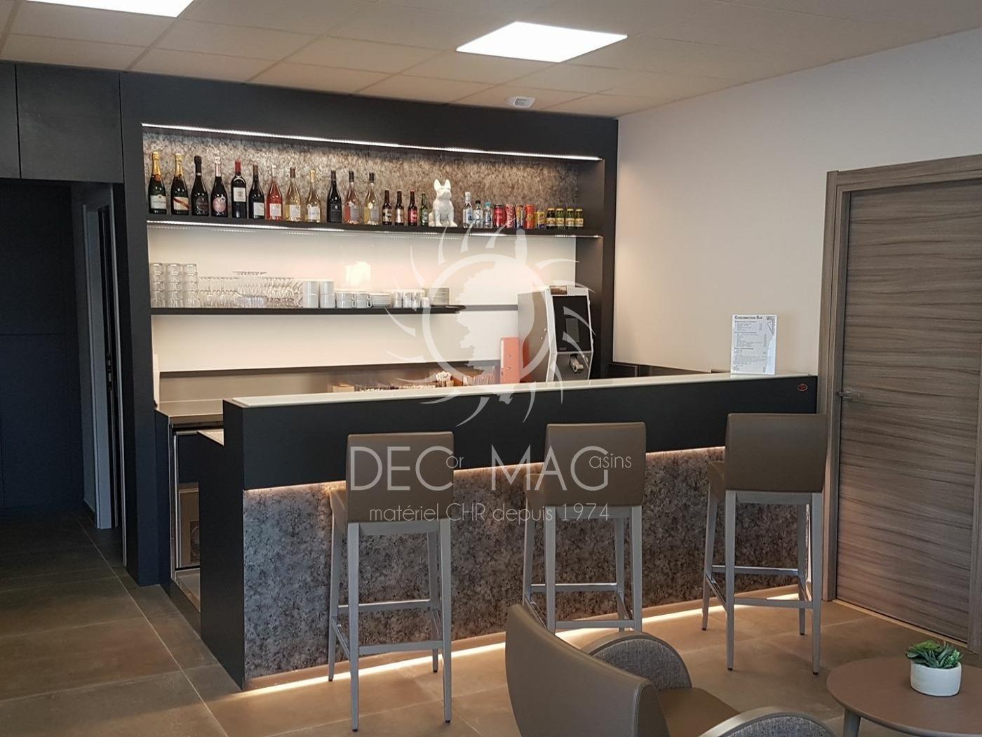 decor magasins nos r alisations r sidence lido de la marana agencement bastia et en corse. Black Bedroom Furniture Sets. Home Design Ideas
